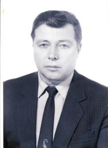 Михаил Петрович Бекетов