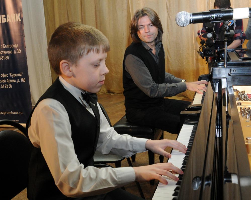 Григоркин Даниил и Народный артист РФ Дмитрий Маликов