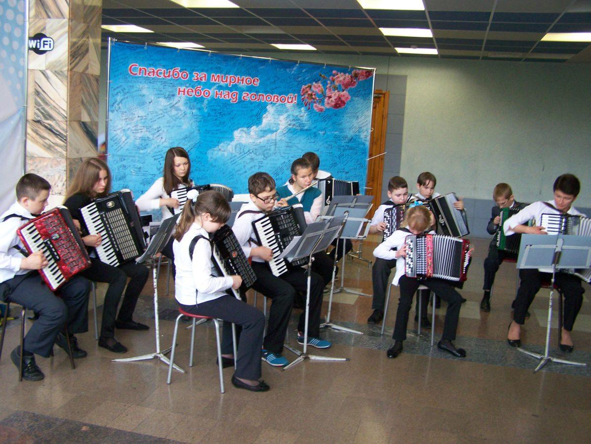 14 мая состоялся I Всероссийский конкурс искусств  «Новая Звезда» в г. Белгороде