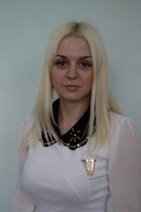 Рашина Анна Александровна