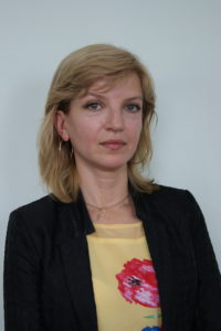 Купчевич Оксана Николаевна
