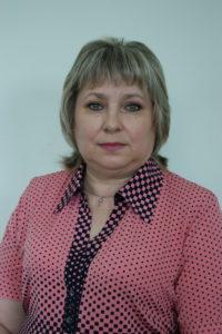 Быкова Ольга Валентиновна