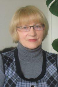 Ларионова Людмила Ивановна